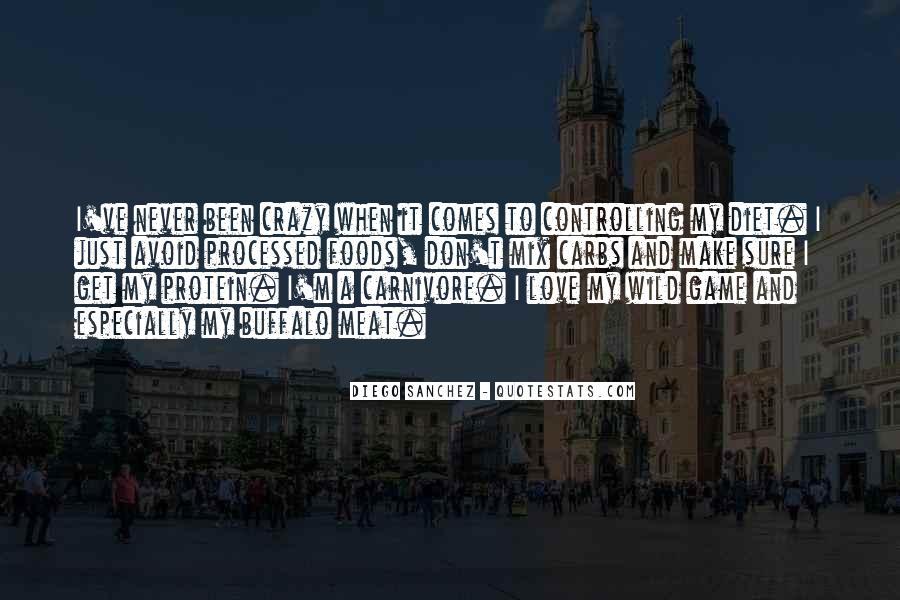 Diego Sanchez Quotes #1719042