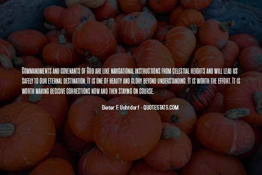 Dieter F. Uchtdorf Quotes #1227101