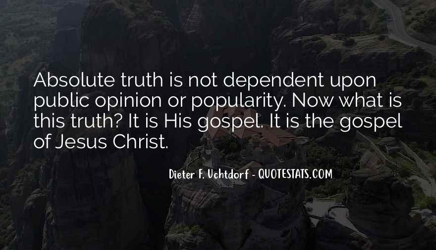 Dieter F. Uchtdorf Quotes #1294409