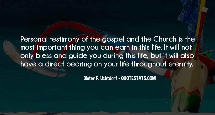 Dieter F. Uchtdorf Quotes #1484953