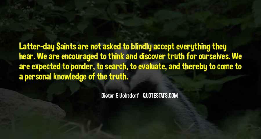 Dieter F. Uchtdorf Quotes #1722300