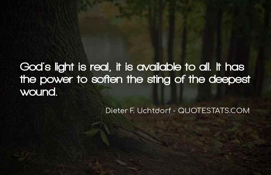 Dieter F. Uchtdorf Quotes #1821129