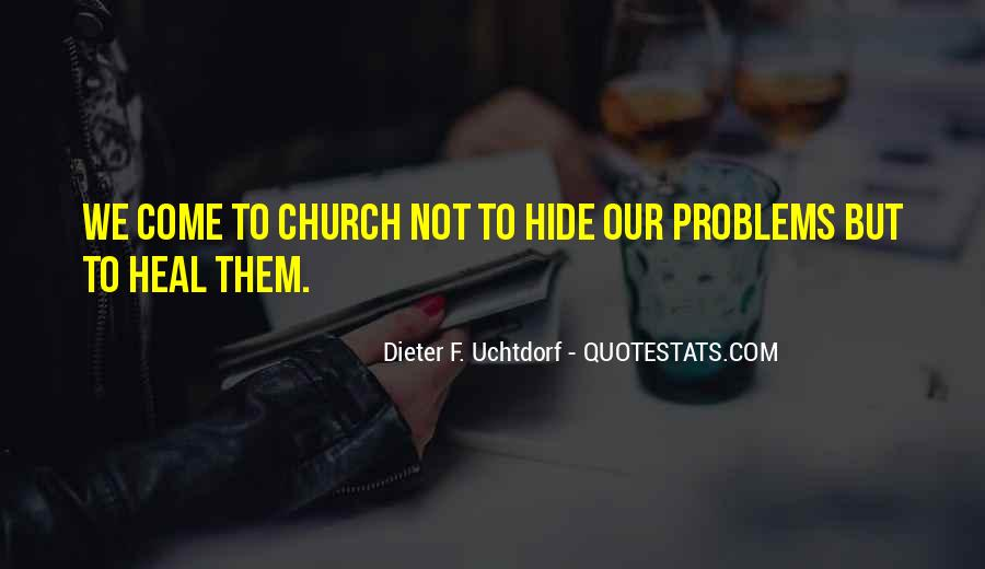 Dieter F. Uchtdorf Quotes #186276