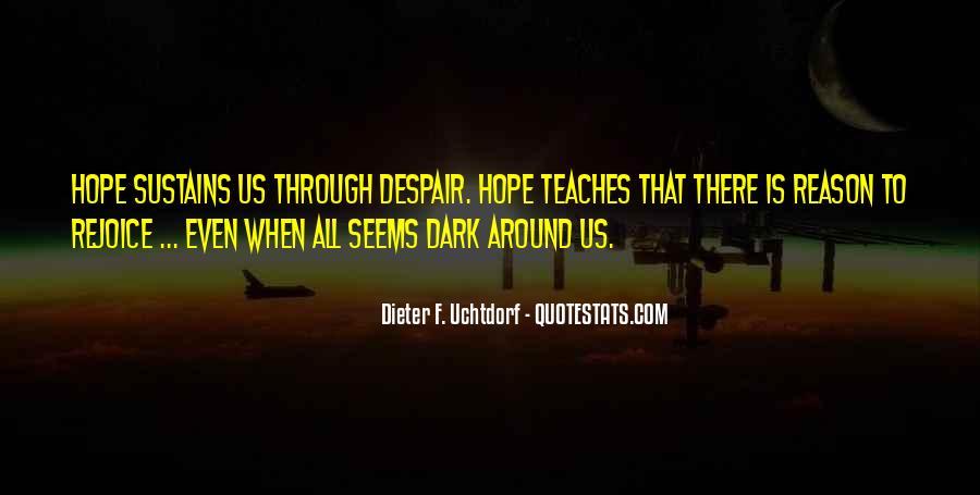 Dieter F. Uchtdorf Quotes #288088