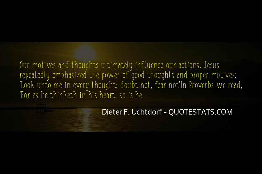 Dieter F. Uchtdorf Quotes #72324