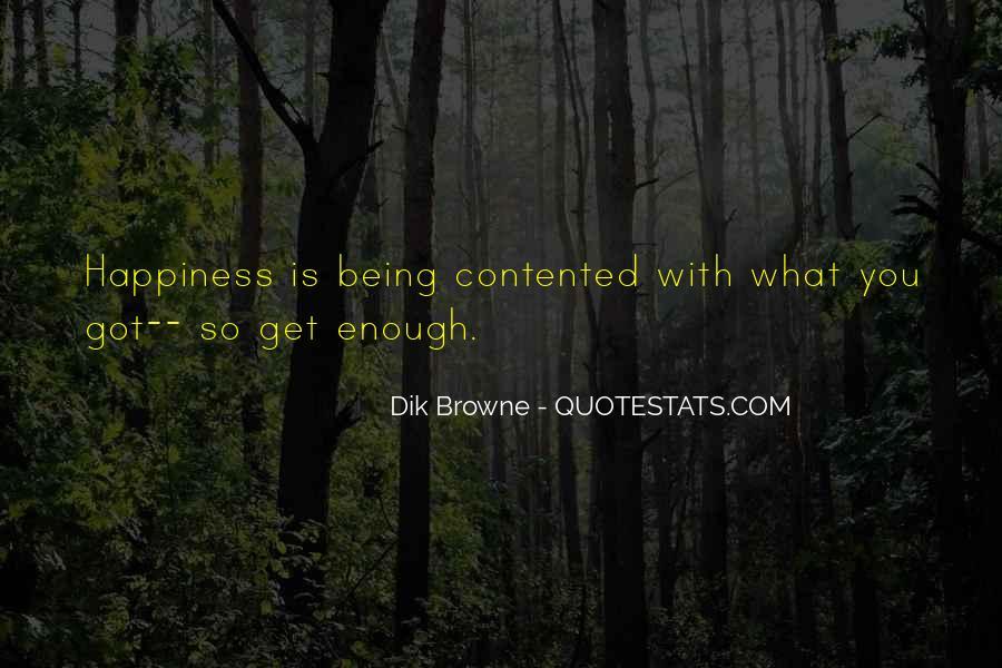 Dik Browne Quotes #97657