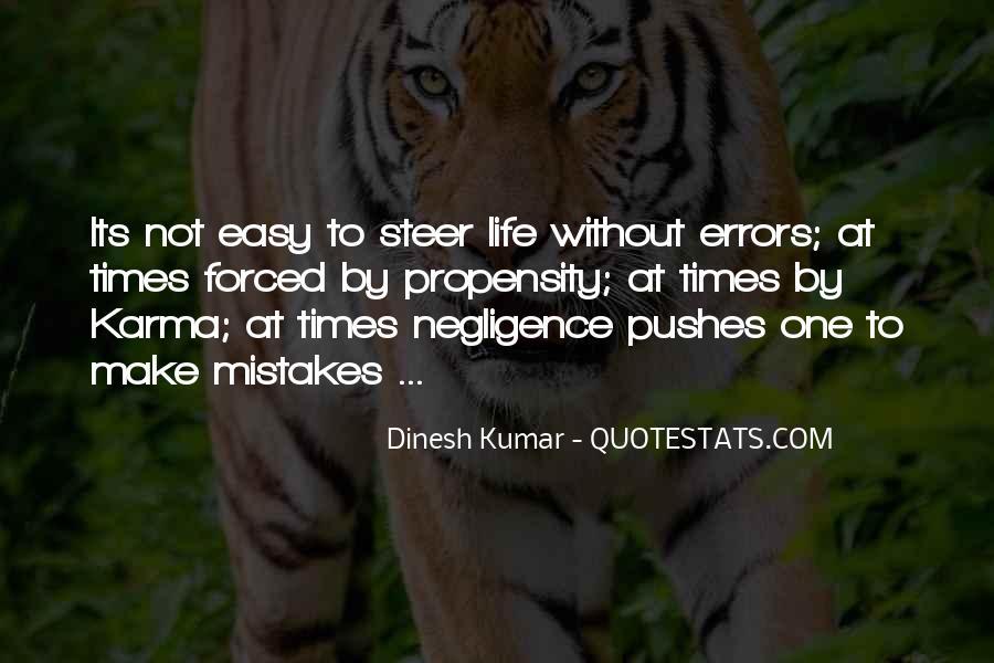 Dinesh Kumar Quotes #391869