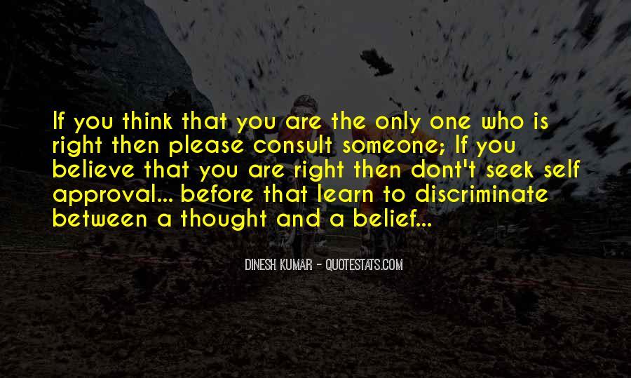 Dinesh Kumar Quotes #560686