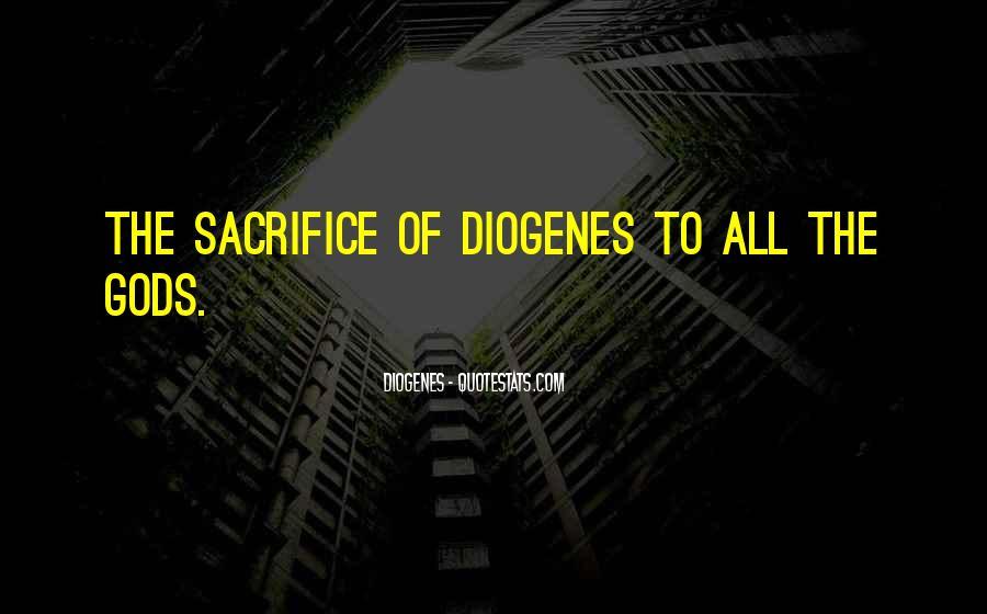 Diogenes Quotes #1026268