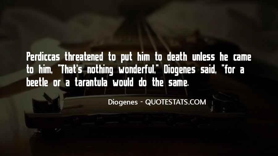 Diogenes Quotes #1685345