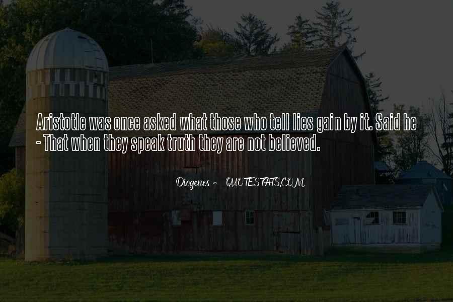 Diogenes Quotes #1802515