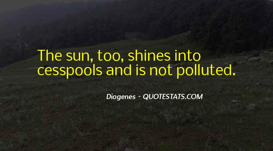 Diogenes Quotes #326418