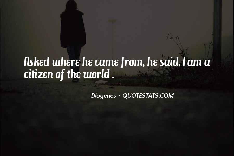 Diogenes Quotes #349365