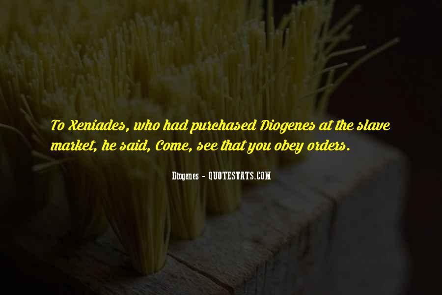 Diogenes Quotes #58624