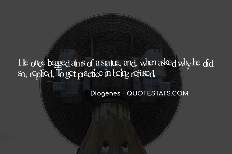 Diogenes Quotes #6307