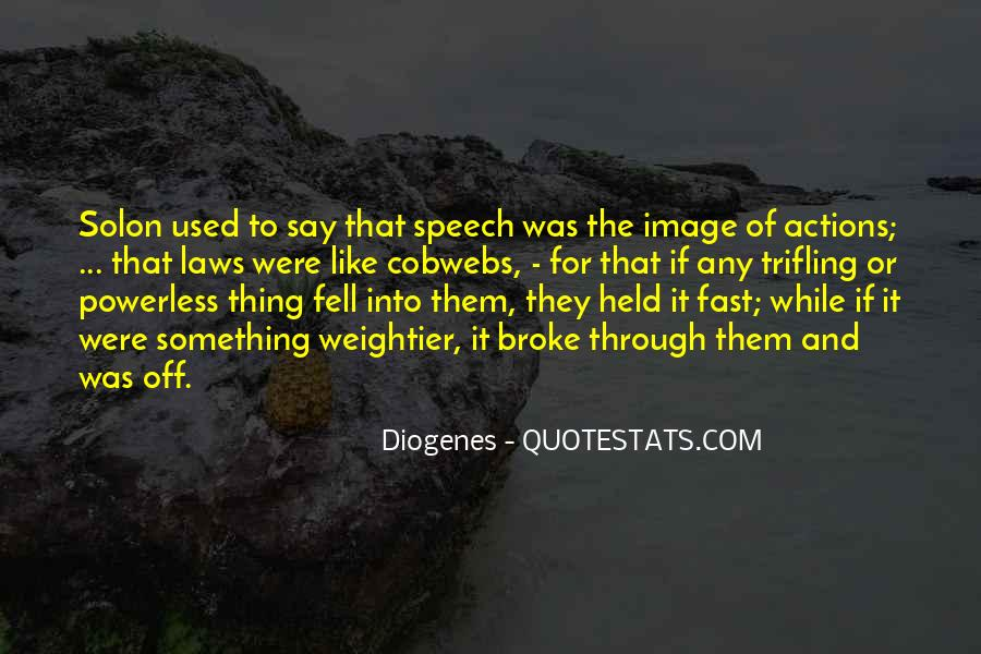 Diogenes Quotes #913524