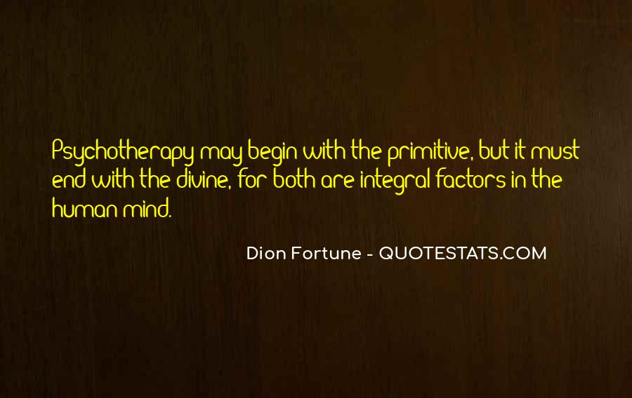 Dion Fortune Quotes #1228657
