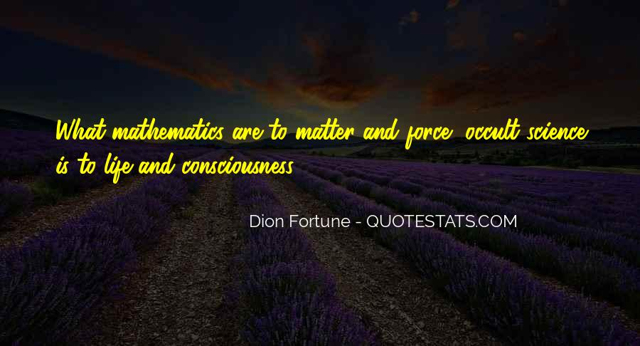 Dion Fortune Quotes #1596335