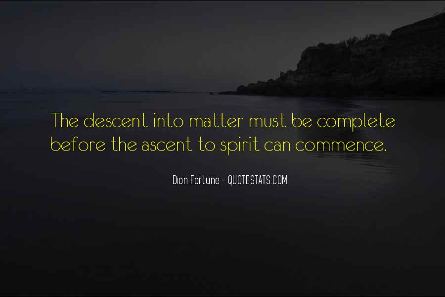 Dion Fortune Quotes #615673