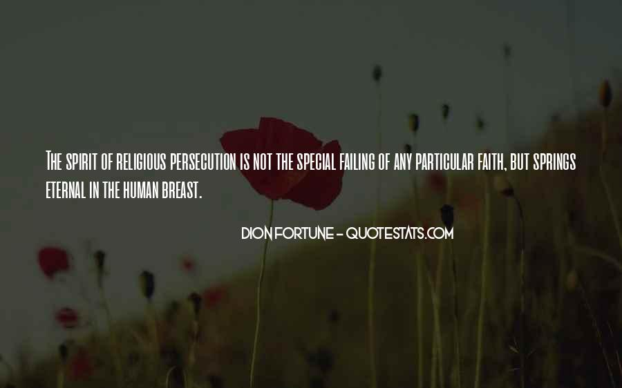 Dion Fortune Quotes #633034
