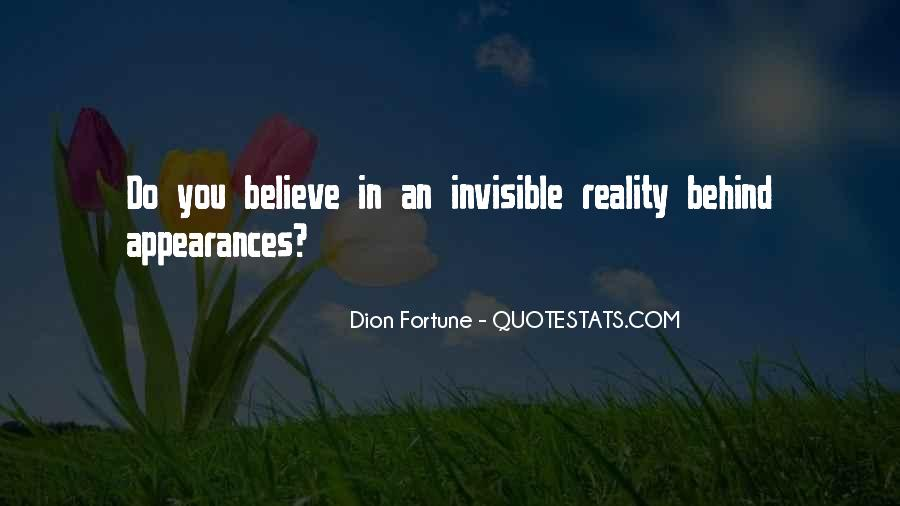Dion Fortune Quotes #671316
