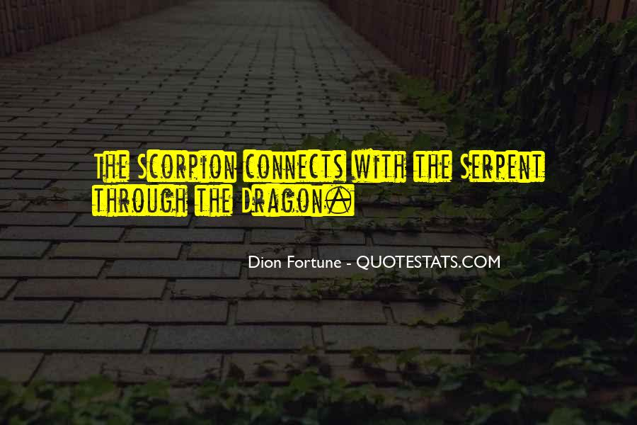 Dion Fortune Quotes #809987