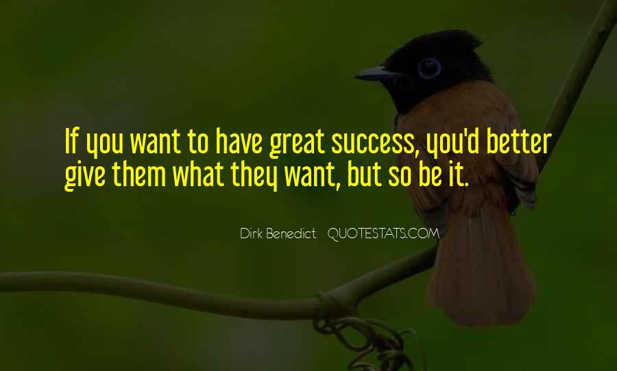 Dirk Benedict Quotes #131221