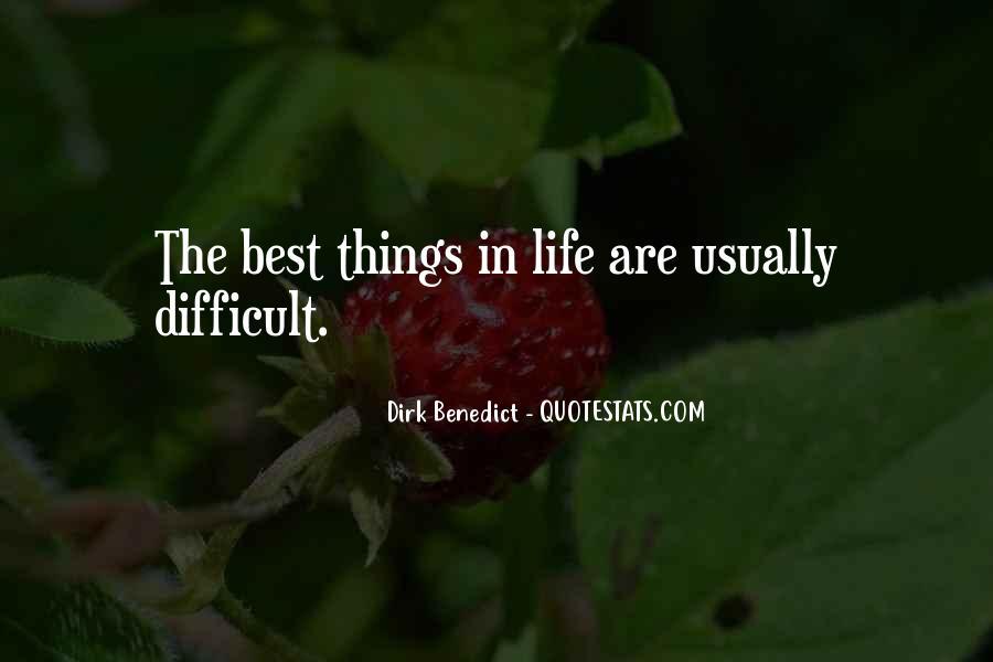 Dirk Benedict Quotes #1581594