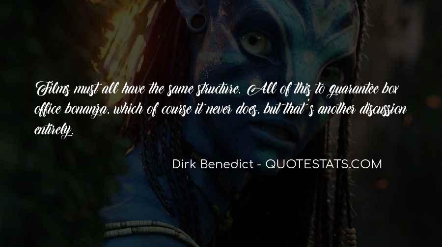 Dirk Benedict Quotes #1773852
