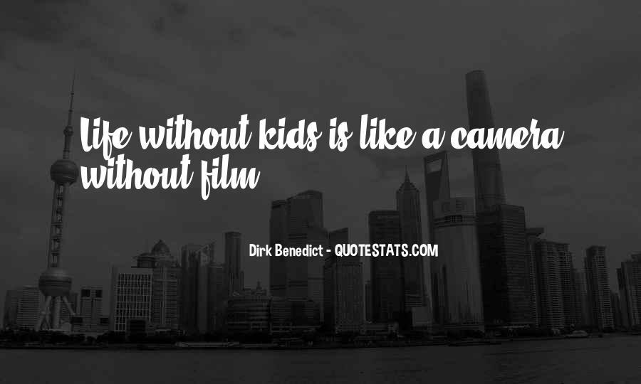 Dirk Benedict Quotes #1853726