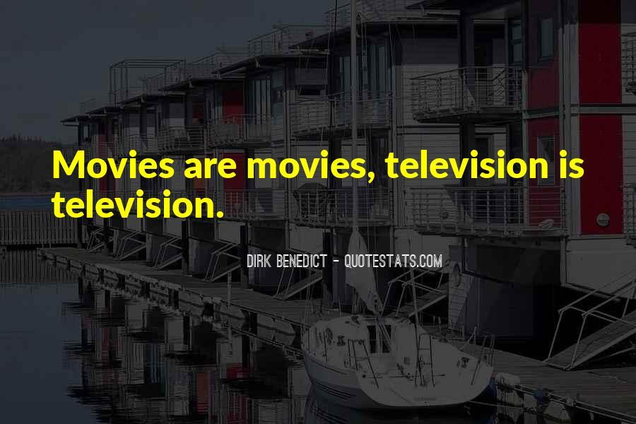 Dirk Benedict Quotes #295359