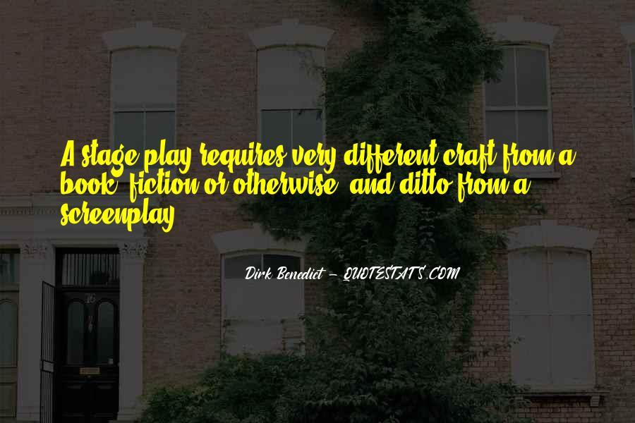 Dirk Benedict Quotes #466267