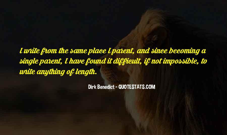 Dirk Benedict Quotes #605265