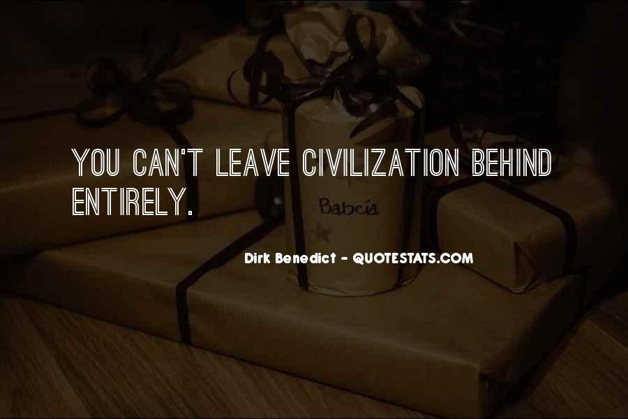 Dirk Benedict Quotes #658100