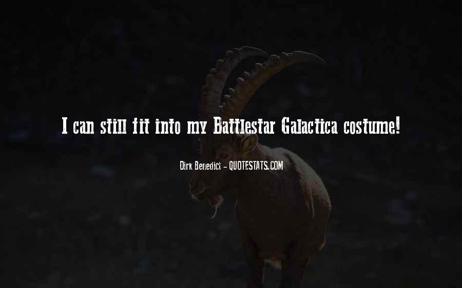 Dirk Benedict Quotes #847620