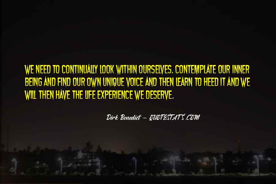 Dirk Benedict Quotes #968733
