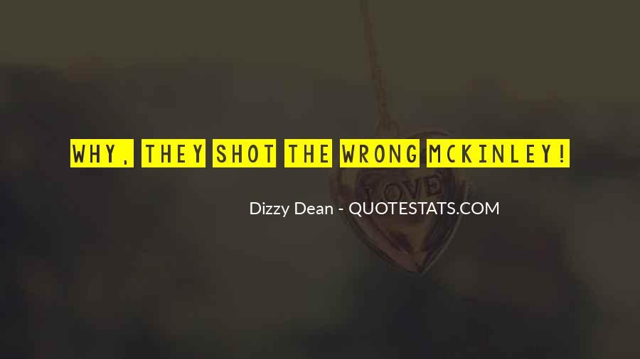 Dizzy Dean Quotes #266358