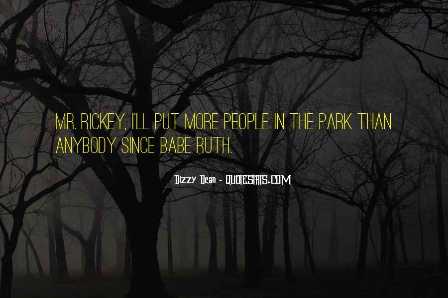 Dizzy Dean Quotes #563664