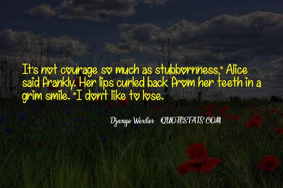 Django Wexler Quotes #1381078