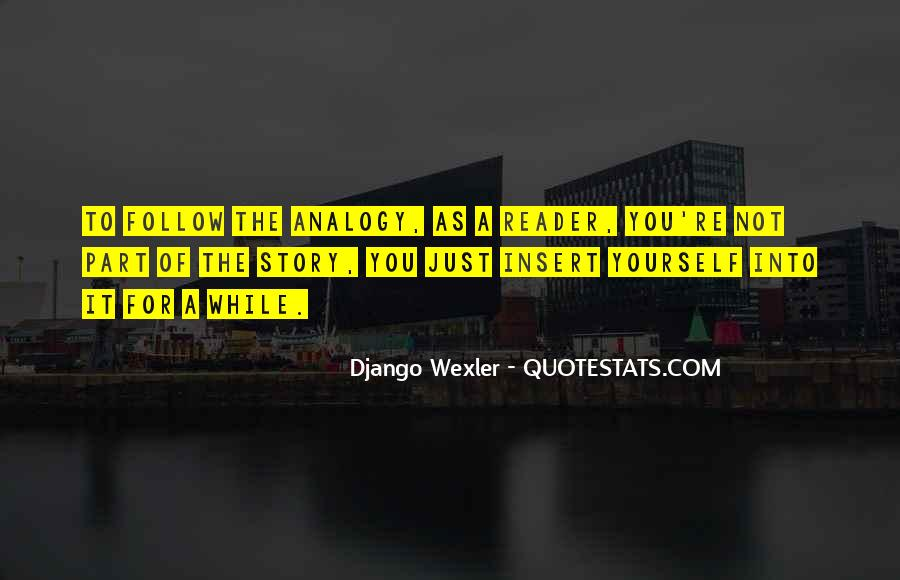 Django Wexler Quotes #1803186
