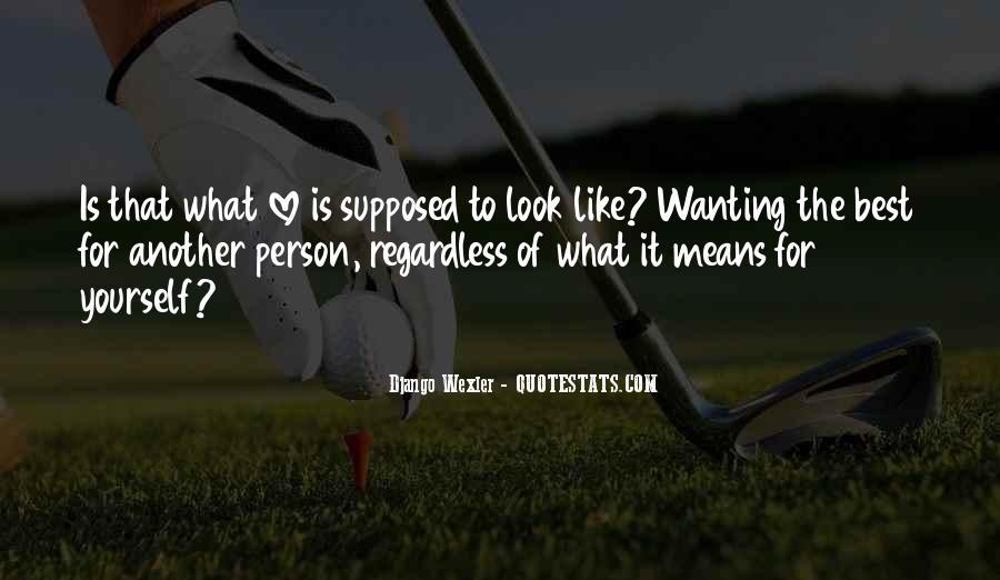 Django Wexler Quotes #1836341