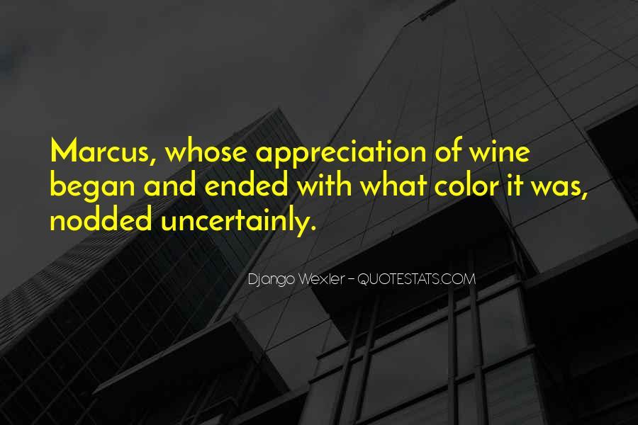 Django Wexler Quotes #389034