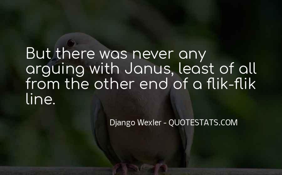 Django Wexler Quotes #808853