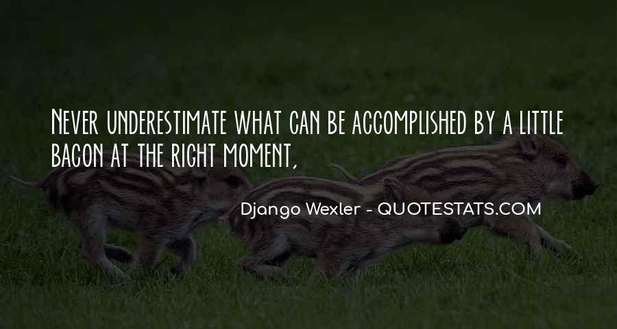 Django Wexler Quotes #883407
