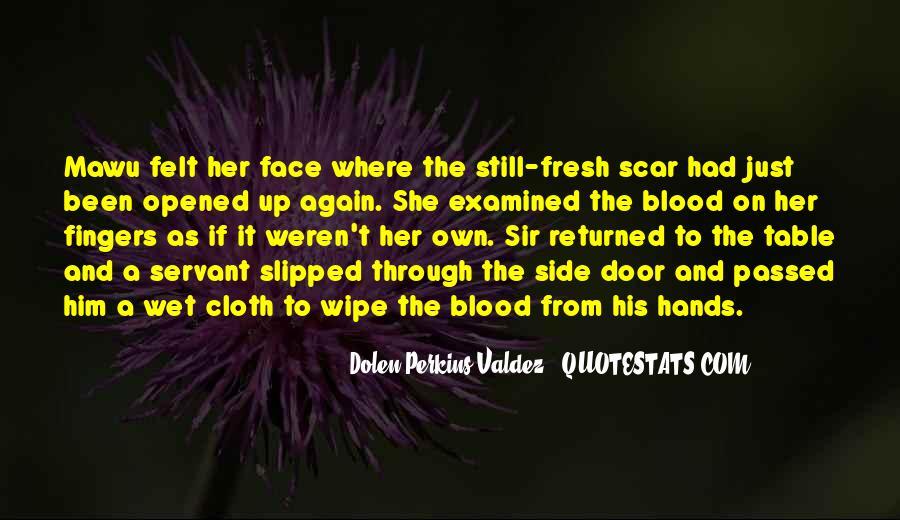 Dolen Perkins-Valdez Quotes #1556264