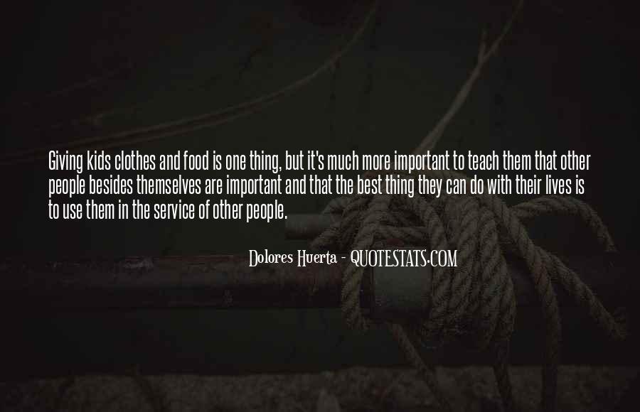 Dolores Huerta Quotes #793559