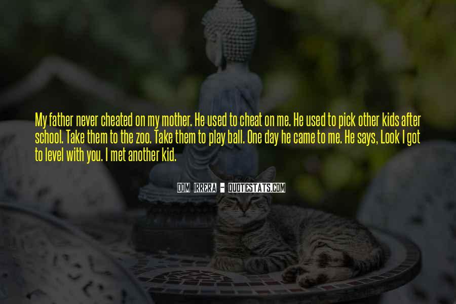Dom Irrera Quotes #522908