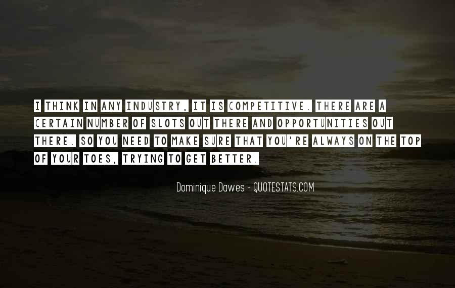 Dominique Dawes Quotes #1171209