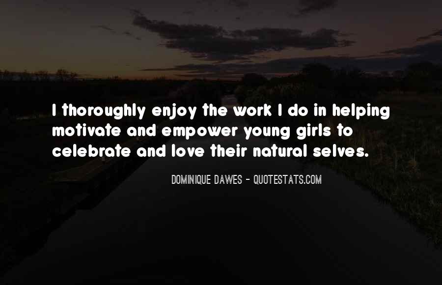 Dominique Dawes Quotes #423775