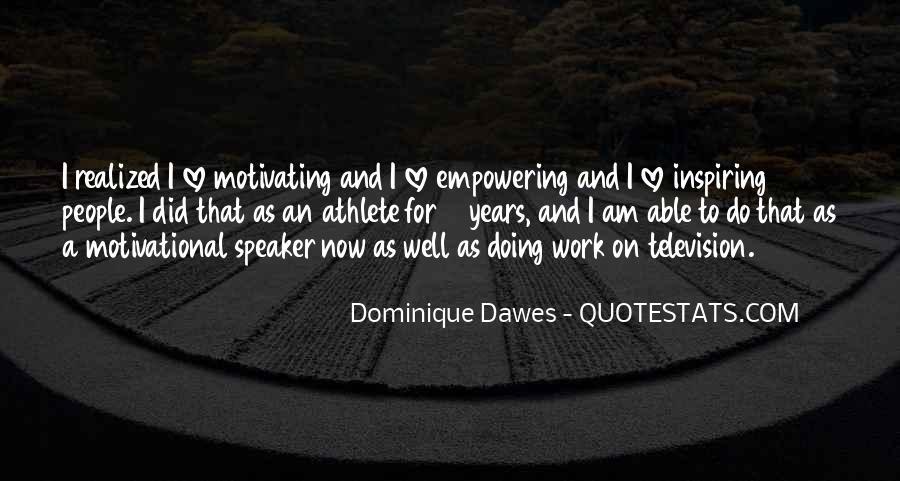 Dominique Dawes Quotes #470361